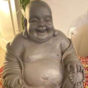 MOVING OUT SALE!!! Happy Sitting Buddha Statue for Sale in Reston, VA