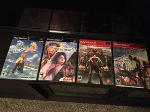 PS2 Games for Sale in Las Vegas, NV