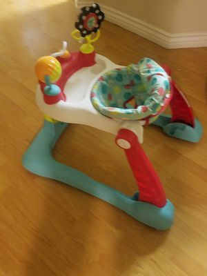 Baby Walker and swing for Sale in Rialto, CA