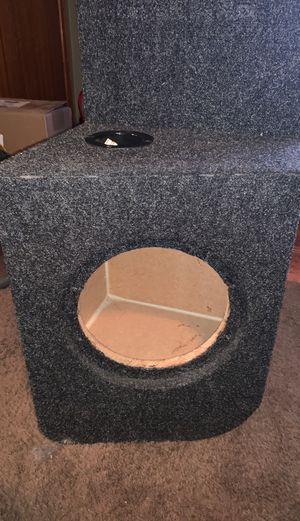 2015-2017 mustang gt ecoboost subwoofer box for Sale in Altadena, CA