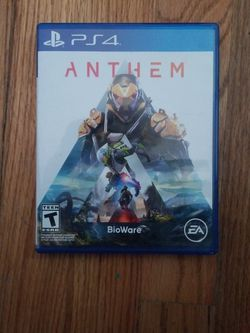 PS4 Anthem Game for Sale in Denver,  CO
