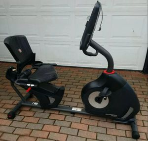 Excellent condition Schwinn stationary electronic bike for Sale in Chicago, IL
