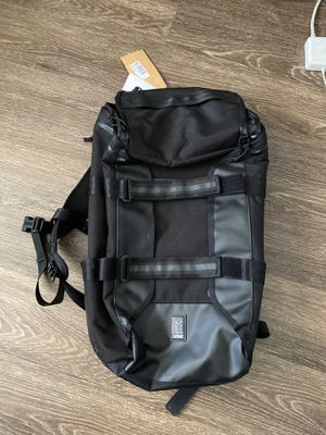 Chrome Bridge 28L backpack waterproof zippers camping for Sale in Lake Elsinore, CA