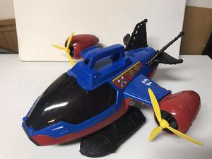 Paw patrol airplane Sound & Lights Sea Airplane - Action Figure Vehicles & Transportation Pirate Patroller for Sale in Kirkland, WA
