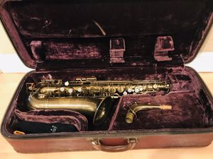 Selmer cigar cutter alto saxophone 1930 for Sale in Westminster, CA