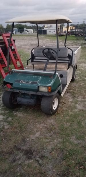 Club Car Carryall for Sale in Lakeland, FL