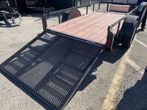 5x10x1 SA UTILITY TRAILER for Sale in Lake Arrowhead, CA
