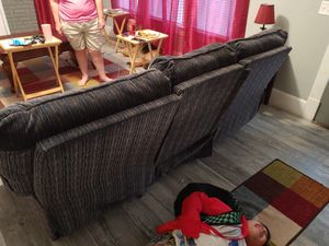 couch and loveseat recliner for Sale in Charlotte, NC