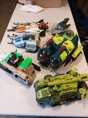G.i. joe vintage vehicles and figure lot for Sale in San Diego, CA