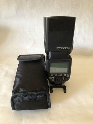 Godox Speedlight Flash TT685s for Sony for Sale in San Diego, CA