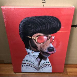 """Brand New """"Elvis"""" Canvas Art (16x20) for Sale in North Las Vegas, NV"""