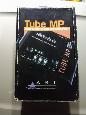 ART Tube Microphone Preamp for Sale in High Point, NC