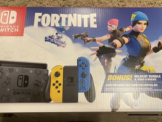 Brand New Nintendo Switch Fortnite for Sale in Issaquah,  WA
