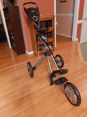 Bag Boy Golf Push Cart for Sale in Ellicott City, MD