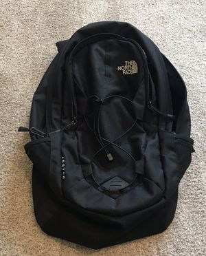 The North Face Jester Black Backpack/Book Bag for Sale in Medford, MA