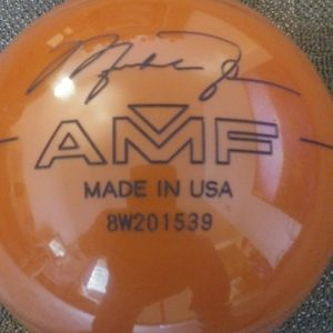 1998 Michael Jordan 23 AMF. undrilled bowling ball brand new in box for Sale in Lake Stevens, WA