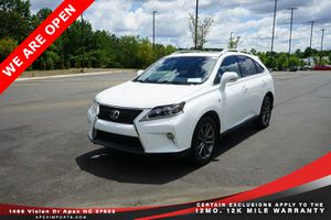 2015 Lexus RX for Sale in Apex, NC