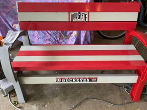 OSU Bench for Sale in Westerville, OH