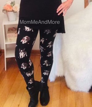 New Puppy Dog Leggings Soft as Lularoe for Sale in Saginaw, MI