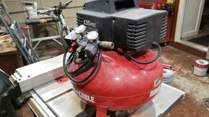 Porter Cable air compressor for Sale in Gaithersburg, MD