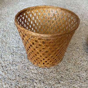 ‼️Woven Wicker Basket‼️ for Sale in Edgar, WI