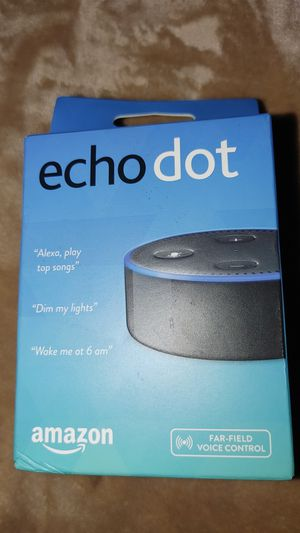 Echo Dot for Sale in Tacoma, WA