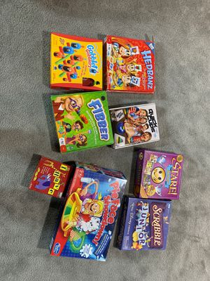 Board Games $3 each for Sale in Palatine, IL