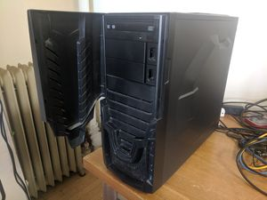 Gaming PC; Custom tower, VR Ready, 142FPS, FX-4300, 16GB RAM, 1TB HDD, R9-390 8GB Graphics, Win 10. for Sale in Newark, OH
