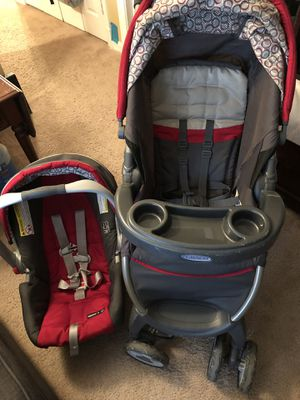 Graco Click Connect Stroller/Car Seat for Sale in Rockville, MD