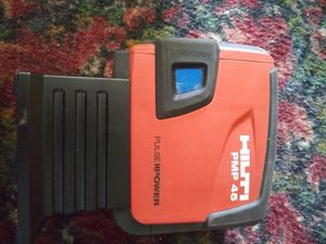 Hilti 5 point framing laser for Sale in Fairless Hills, PA