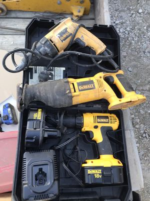 DeWalt tools for Sale in Wendell, NC
