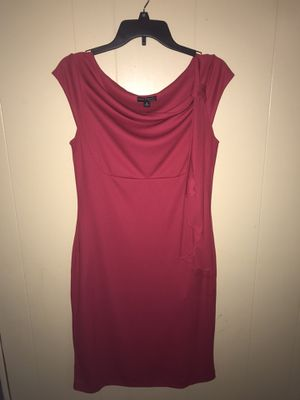 Built in shape wear Classy Red Dress for Sale in Columbus, OH