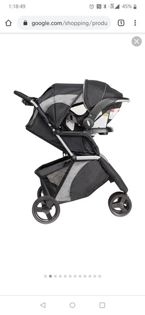 Evenflo Advanced Travel System Stroller & Baby Car Seat for Sale in Los Nietos, CA