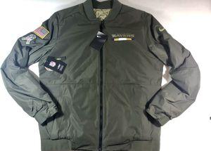 Nike Baltimore Ravens jacket reversible for Sale in Washington, DC