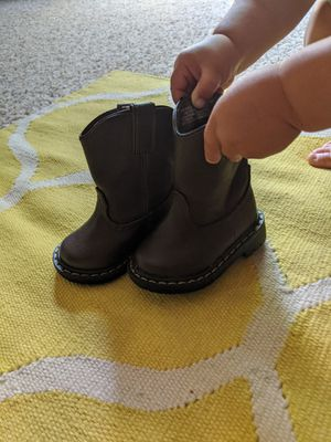Baby Boots Size 3 for Sale in Tumwater, WA
