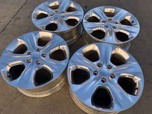 "20"" Dodge Durango Wheels Tires SRT 8 Jeep Grand Cherokee Rims for Sale in Rio Linda, CA"