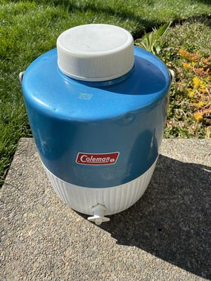 Coleman cooler for Sale in Canby, OR
