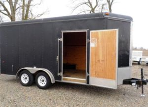 $1OOO_USD Interstate IWD 716 TA2 Enclosed Cargo Trailer O6 for Sale in Lancaster, CA