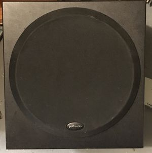polk audio psw 202 subwoofer for Sale in Duluth, GA