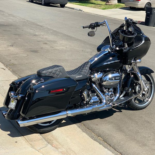 2019 Harley road glide