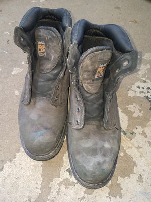 Timberland pro work boot size 10 for Sale in Hamilton, OH