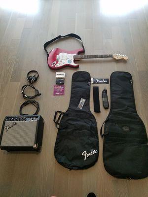 Fender guitar & Amp. for Sale in Houston, TX