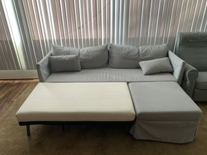 Couch that turns into bed for Sale in Tracy, CA