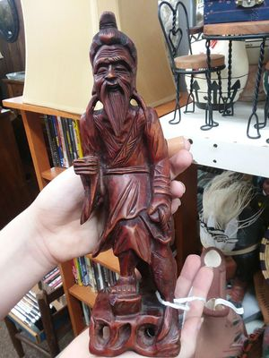 Rose Wood Carving for Sale in Sunbury, OH