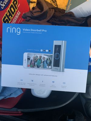 Ring Doorbell PRO for Sale in Brentwood, NC