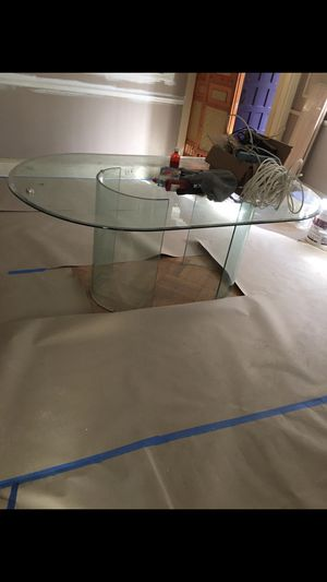 Glass dining table for Sale in Philadelphia, PA