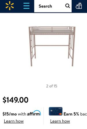 Twin loft beds for Sale in Montclair, CA