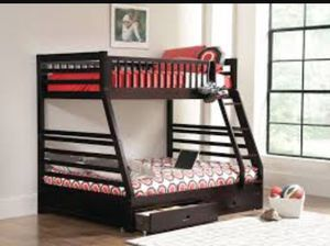Twin over full Bunk bed for Sale in Seattle, WA