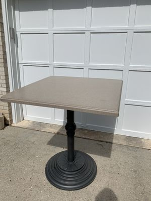 Commercial grade outdoor table! for Sale in Hyattsville, MD