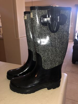 Rain boots for Sale in Chandler, AZ